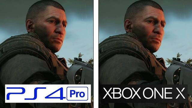 Comparativa gráfica: Ghost Recon Breakpoint en PS4 Pro y Xbox One X