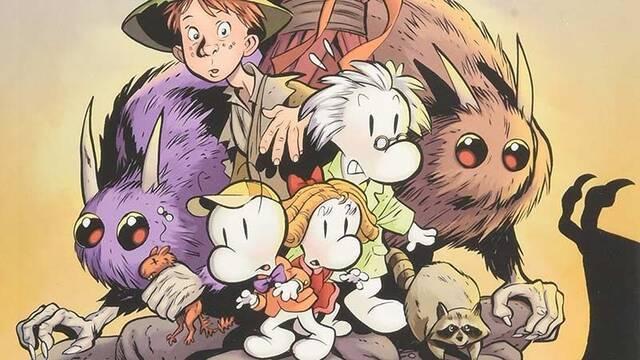 El laureado cómic Bone se prepara para llegar a Netflix en forma de serie