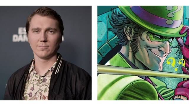 The Batman ya tiene a Enigma: Paul Dano interpretará al villano