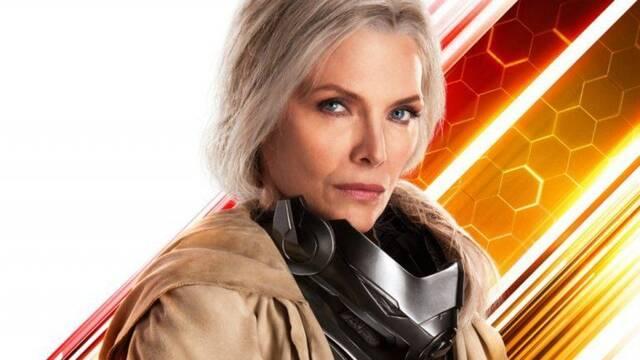 Michelle Pfeiffer está dispuesta a participar en Ant-Man 3