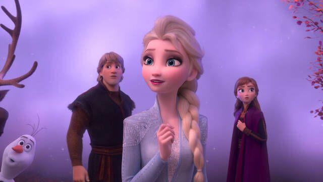 Frozen 2 presenta su banda sonora en su nuevo tráiler y póster