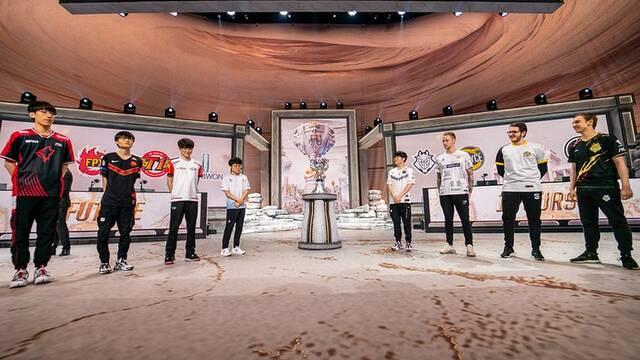 Worlds 2019 League of Legends: Los tres representantes europeos estarán en Madrid