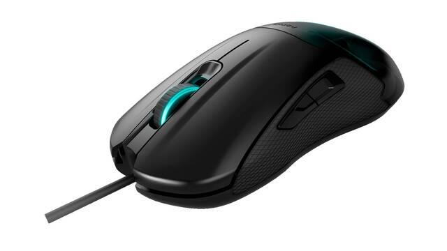 Nacon presenta su nuevo ratón 'ambidiestro' para jugones GM-500ES