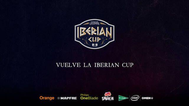 LVP presenta la nueva Iberian Cup de League of Legends