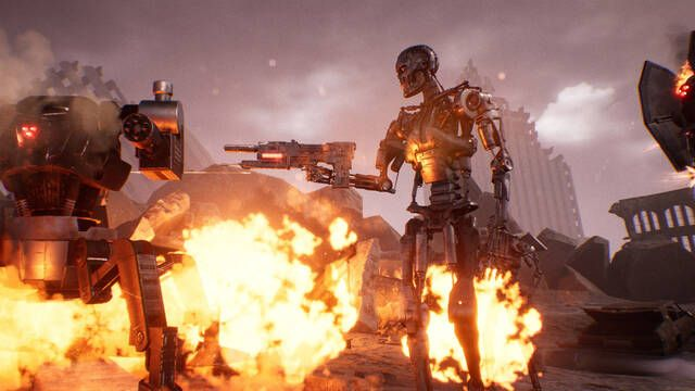 Terminator Resistance: Requisitos mínimos y recomendados para PC