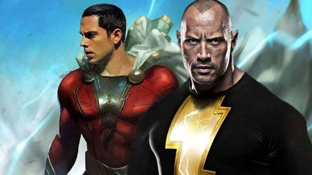 Black Adam: El actor Dwyane Johnson confirma el rodaje del spin-off de Shazam!