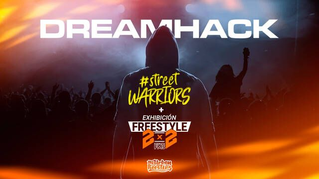 DreamHack España llevará el mejor freestyle a su evento en Sevilla