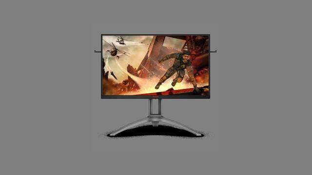 AG273QX, el nuevo monitor para gamers de AOC con QHD y HDR