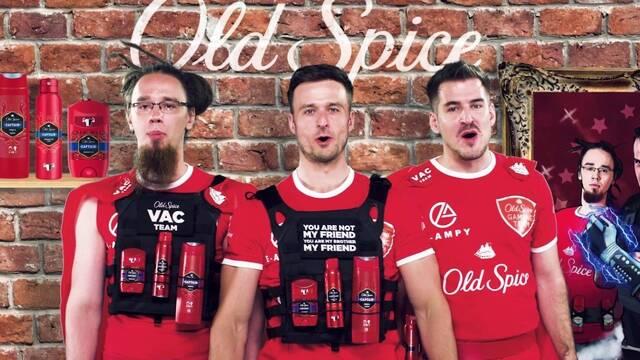 Old Spice ficha a la leyenda de CS:GO PashaBiceps para su último anuncio