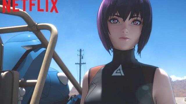 Ghost in the Shell: SAC_2045 muestra su primer tráiler de su adaptación anime en Netflix