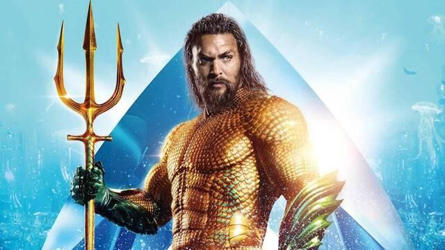 Jason Momoa: 'Aquaman 2 será una película más grande y épica'