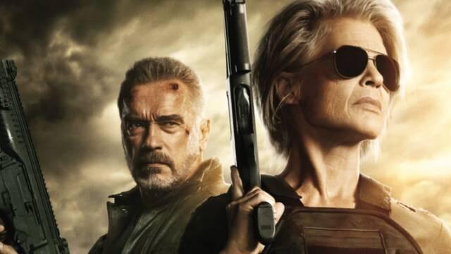 James Cameron revela los planes para la saga tras Terminator: Destino Oscuro