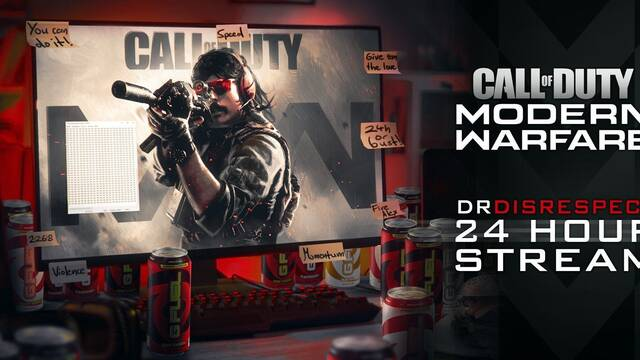 Dr Disrespect se sale con un increíble clutch 1 VS. 6 en Call of Duty: Modern Warfare