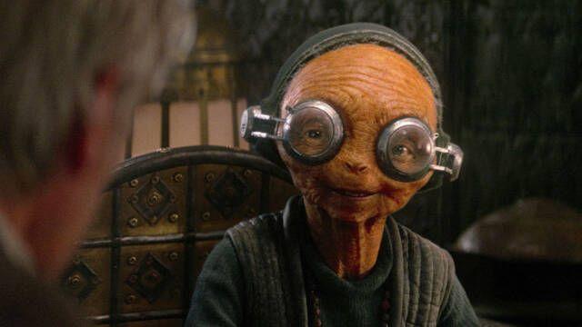 Lupita Nyong'o habla sobre el final de Star Wars: El ascenso de Skywalker