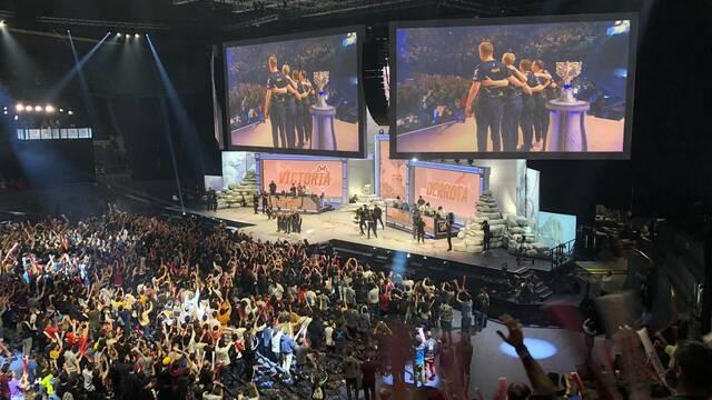 G2 Esports se enfrentará a SKT en la semifinal de los Worlds 2019