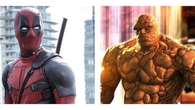 Deadpool 2: La Cosa podría haber estado en la película