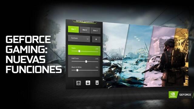 NVIDIA añade Reshade, NELL e Image Sharpening en sus últimos drivers