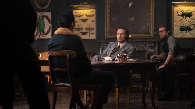 Matthew McConaughey y Hugh Grant protagonizan el tráiler de The Gentlemen
