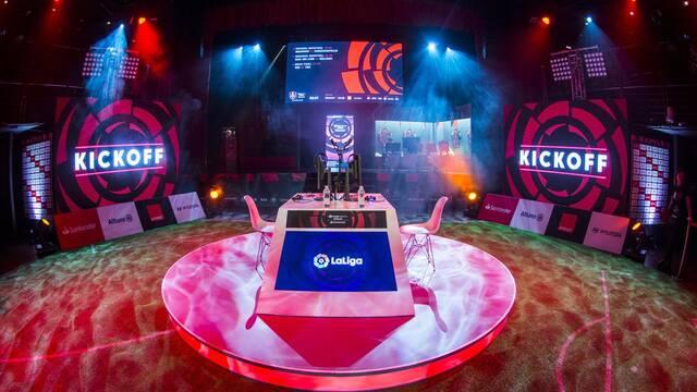 LaLiga pone fecha al anuncio de su nueva temporada de esports