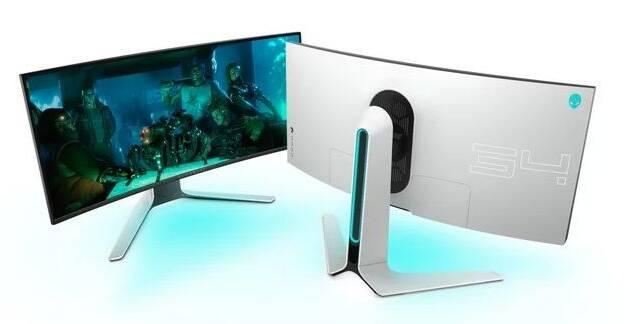 """Alienware pone a la venta su monitor curvo de 34"""" y 120 Hz"""