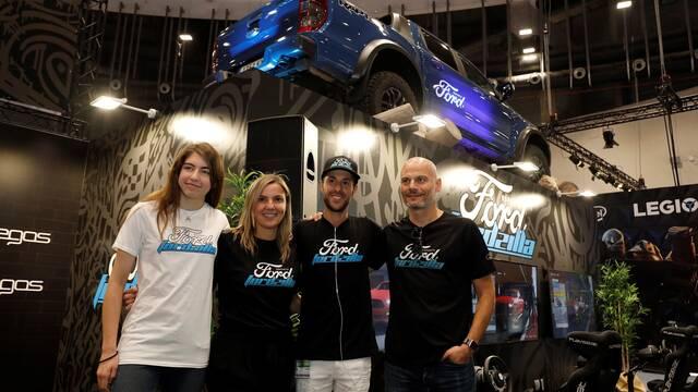 Ford buscará en Madrid Games Week talento para Fordzilla, su equipo de esports