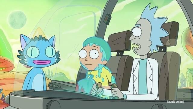 Rick y Morty nos presentan su lío interdimensional en un nuevo tráiler