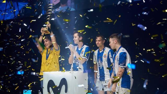 El RCD Espanyol vence en la ESL Masters Rocket League de MGW