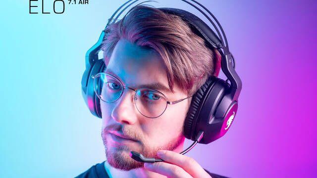 Los auriculares ELO de Roccat llegarán a las tiendas de España el 4 de octubre