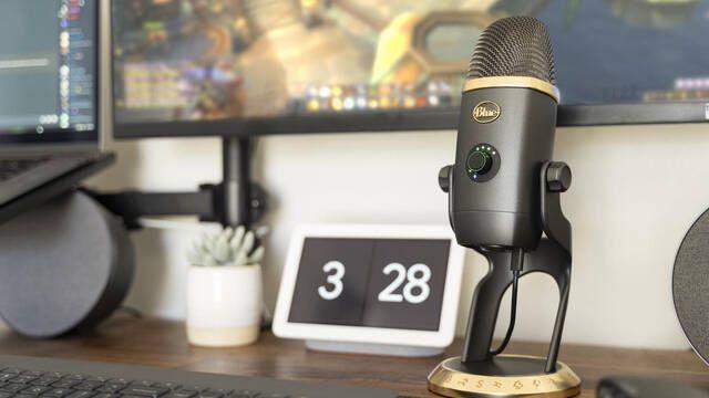 Blue lanza su micrófono Yeti X World of Warcraft Edition para la llegada de Shadowlands