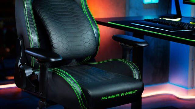 Razer nos presenta su nueva silla para jugar Razer Iskur