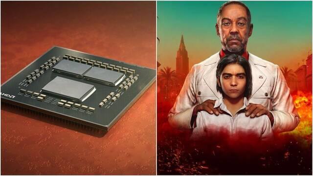 AMD regalará Far Cry 6 con la compra de procesadores Ryzen 3000 o Ryzen 5000