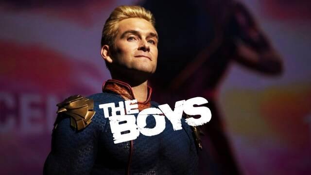 The Boys empezará a rodar pronto la tercera temporada