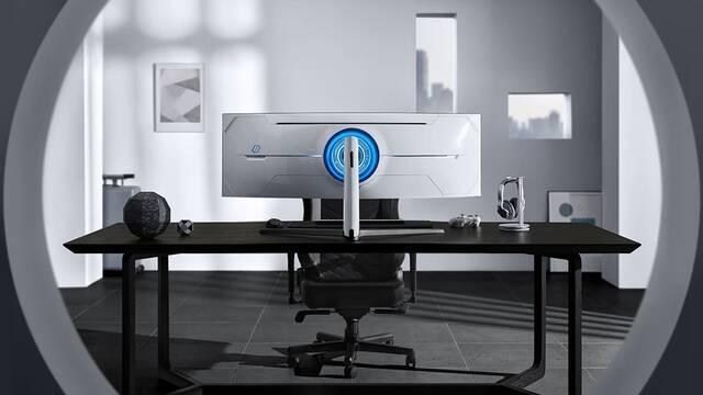 """Samsung relanza su monitor Odyssey G9 C49G9 de 49"""", DQHD, 240Hz y DisplayHDR 1000"""