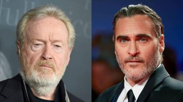 Ridley Scott y Joaquin Phoenix preparan un épico film sobre Napoleón