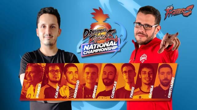 Arrancan el Dragon Ball FighterZ National Championship en España