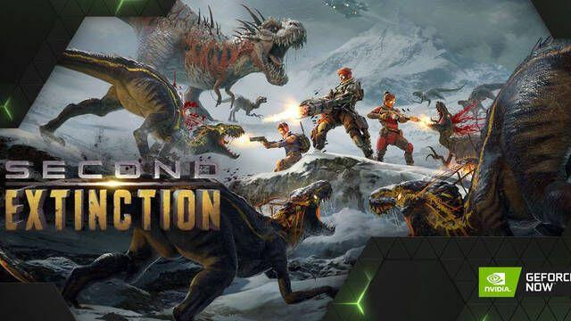 Second Extintion llega a GeForce Now junto a otros 10 juegos