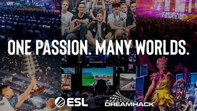 ESL y DreamHack se fusionarán definitivamente aunque sus marcas permanecerán intactas