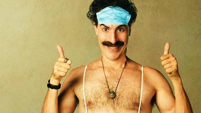 Borat 2: Sacha Baron Cohen aborda su importancia en la actualidad