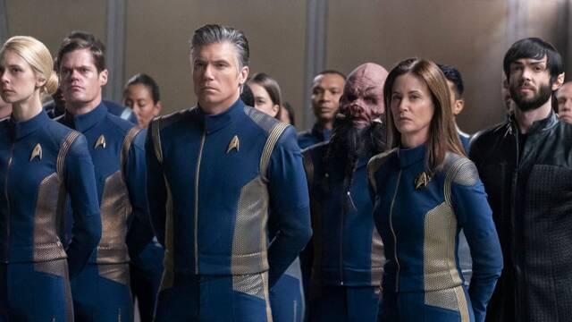 Star Trek: Discovery confirma que tendrá temporada 4 y se rodará en noviembre