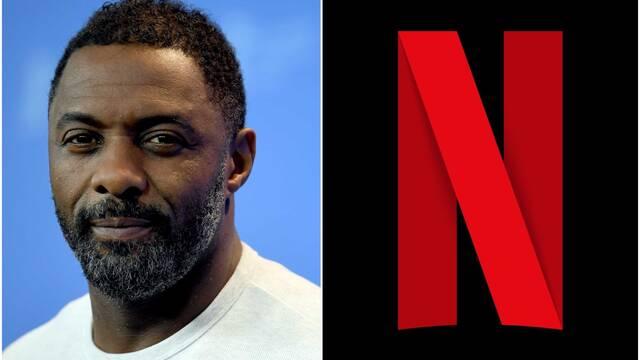 Lo nuevo de Idris Elba para Netflix se paraliza por el coronavirus
