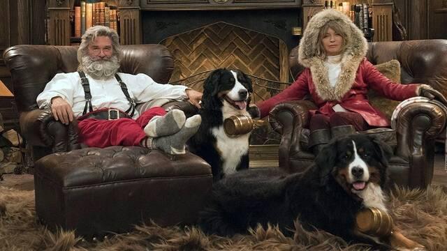 Crónicas de Navidad 2: Kurt Russell vuelve a ser Santa Claus en lo nuevo de Netflix