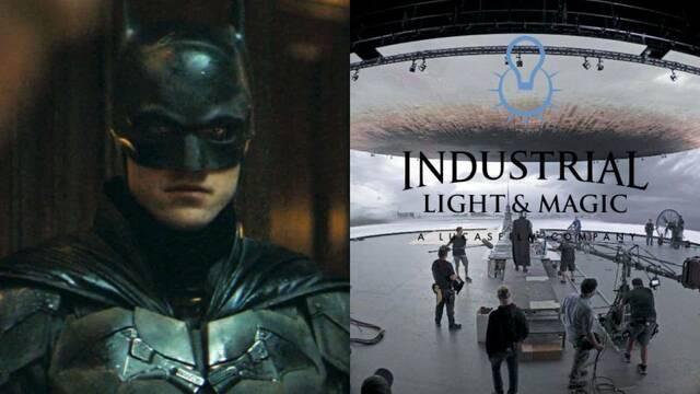The Batman usará la técnica de platós virtuales de The Mandalorian