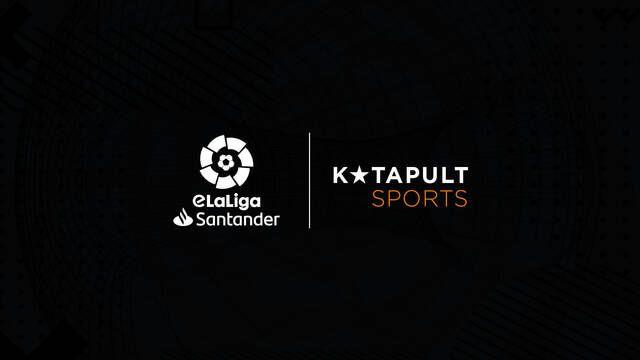 Katapult Sports colaborará de nuevo con eLaLiga Santander