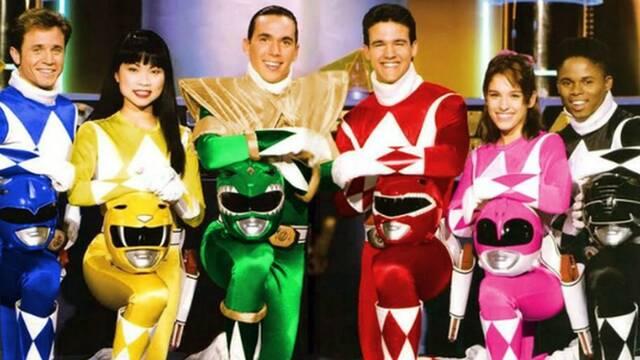Power Rangers tendrá nuevas películas y un proyecto en forma de serie