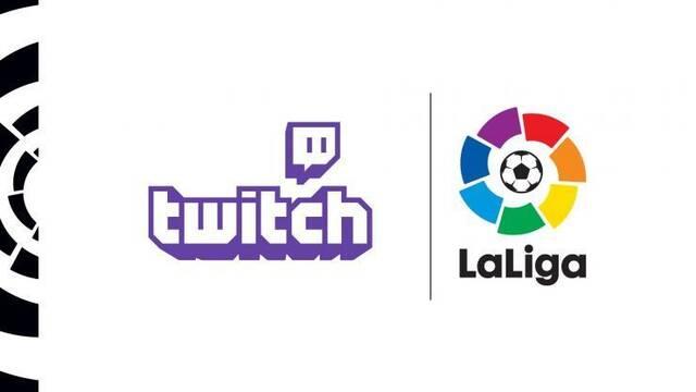 LaLiga entra en Twitch con programas especiales, resúmenes y vídeos