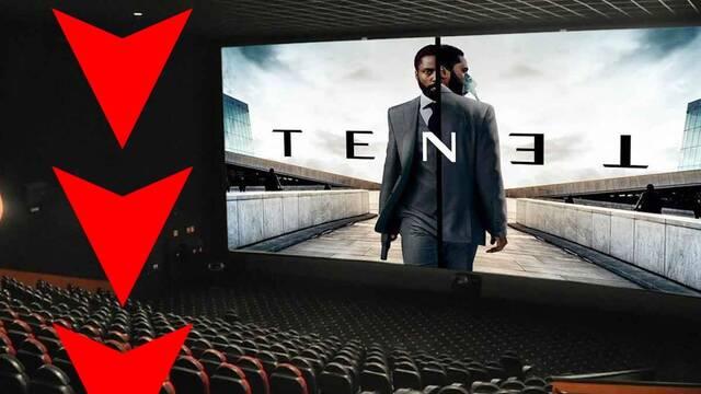 Tenet: AT&T y Warner Bros. reconocen que no ha sido el gran éxito que esperaban