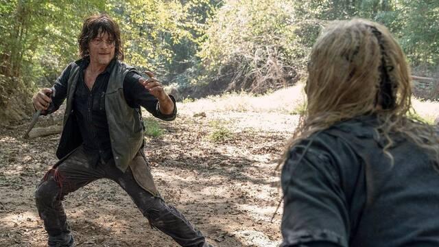The Walking Dead: Arranca el rodaje de sus últimos episodios
