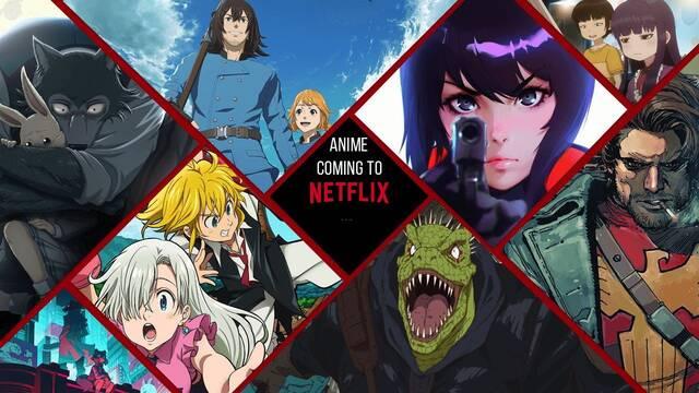 Netflix decide centrarse en el anime para los próximos años