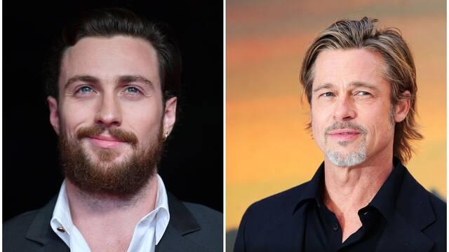 Bullet Train: Aaron Taylor Johnson se une a Brad Pitt en este thriller
