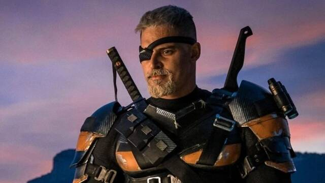 Justice League: Joe Manganiello estará presente como Deathstroke